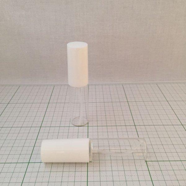 画像1: ガラススプレー瓶(クリア)10ml (1)