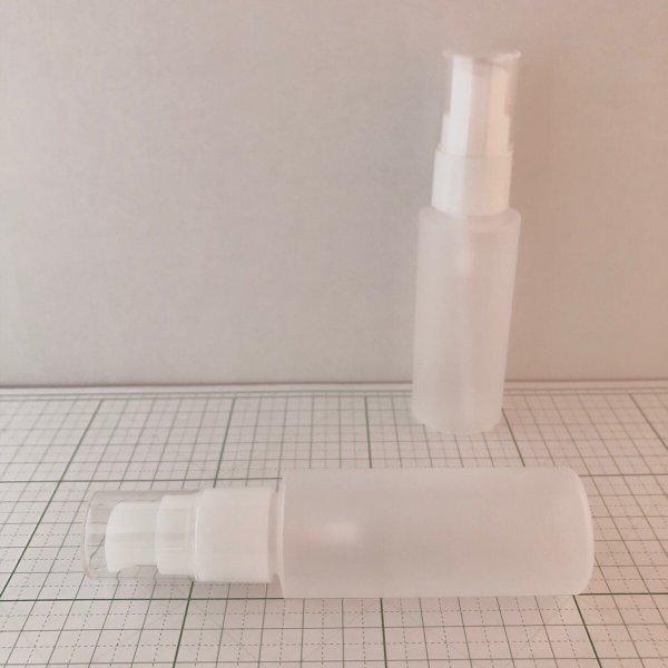 画像1: PPポンプボトル 50ml (1)